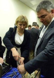 ​The evolution of spinal surgery - seminar in Novosibirsk.