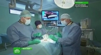 NTV channel: Moscow Spinal Center and status of Russian healthcare system